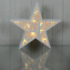 Winter Star Light