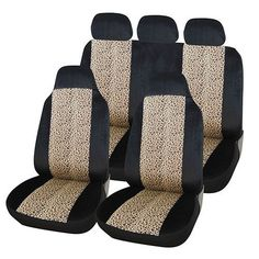 Furnistar 7-Piece Car Vehicle Protective Seat Covers CV0151