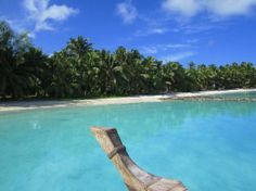 Aitutaki, Cook Islands: Ahhh, what a perfect day...