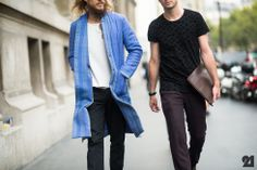Mic Eaton + Dan Thawley | Paris #men