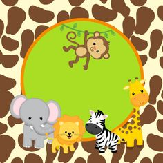 Shop Safari Jungle Birthday party favor stickers tags created by SugarPlumPaperie. Jungle Theme Birthday, Jungle Party, Safari Party, Safari Theme, Animal Birthday, Birthday Party Favors, Jungle Animals, Baby Animals, Party Kit