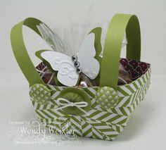 Springtime and Easter Baskets!