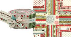 Odds and Ends Moda Jelly Roll