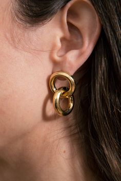Goodwin | Laura Lombardi Link Earrings
