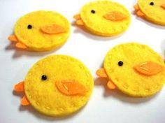 diy idea Küken Ostern Easter