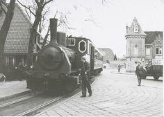 Stationsstraat-Stationslaan (Locomotief Dikke Bertha)