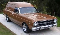 Custom Classic Cars, Ford Girl, Aussie Muscle Cars, Custom Muscle Cars, Germany And Italy, Ford Falcon, Station Wagon, Chevrolet Corvette, Cool Cars