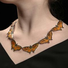 Butterfly Necklace  http://www.facerejewelryart.com/exhibit.php?id=39