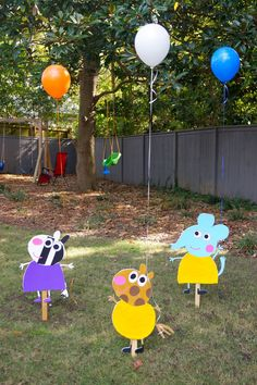 color drunk: Peppa Pig Birthday
