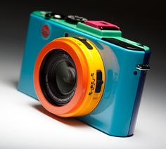 Custom color camera