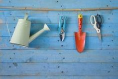 If you're confused what your garden needs, this is the list for you. Learn about the best garden tools from our definitive, comprehensive list with names. Rock Garden Design, Fence Design, Backyard Fences, Backyard Projects, Diy Fence, Fun Projects, Organic Gardening, Gardening Tips, Front Yard Walkway