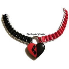 ribbon collar pet play kitten jewelry harley quinn submissive ddlg day collar