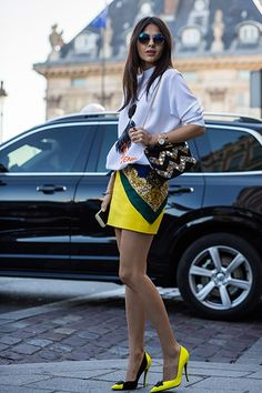 The Best Street Style of Paris Fashion Week