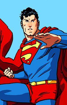 Clark in The Adventures of Superman #43