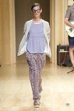 Yerse presenta su colección primavera-verano 2015 Escape Land sobre la pasarela del 080 Barcelona Fashion - Ediciones Sibila (Prensapiel, PuntoModa y Textil y Moda)
