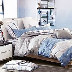 Cable Beach Quilt Cover Set