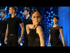 Heartbeat of Home   The Late Late Show - YouTube -- This is the new show by the producers of Riverdance and stars Ciara Sexton. It looks fabulous!