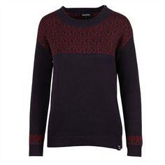 IRIEDAILY YMA Knit || Gemütlicher Pullover mit lockerem Schnitt und Artwork by Sikoe