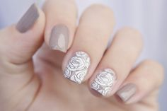 Born Pretty Store review: Stamping plate BP -024