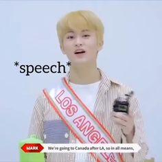 Nct 127 Mark, Mark Nct, Taeyong, Winwin, Nct Life, Jisung Nct, Funny Kpop Memes, Jaehyun Nct, Meme Faces