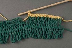 How to join crochet hairpin lace.