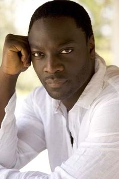 (in this case, there are no words) >>> Actor, Director, Writer Adewale Akinnuoye Agbaje