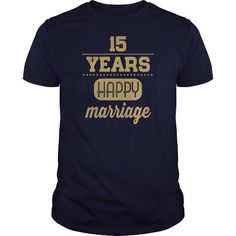 15 Years Happy Marriage