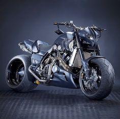 Yamaha V-MAX Custom motorcycle http://carsbikes.info - Earning a Motorcycle - Google+