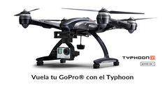 Dron Yuneec Typhoon G con Gimbal para GoPro®