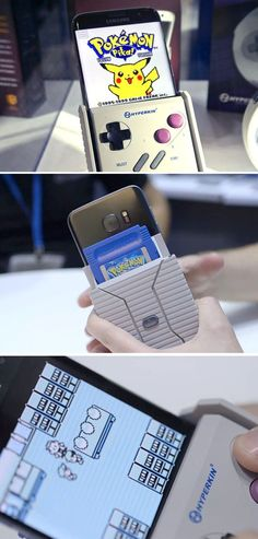 GameBoy Smartphone Adapter