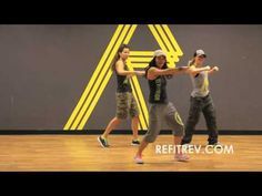 "Refit Dance Fitness - Toby Mac ""Eye On It""  (low impact) / ZUMBA CHANNEL WITH 72 WORKOUTS!"