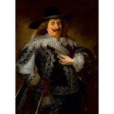 Unknown author  Portrait of Władysław IV Vasa (1595–1648), King of Poland  1634–1640