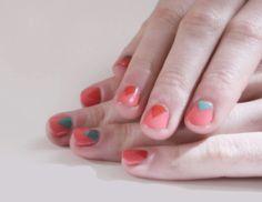 Lovely nails :) @bellasugar
