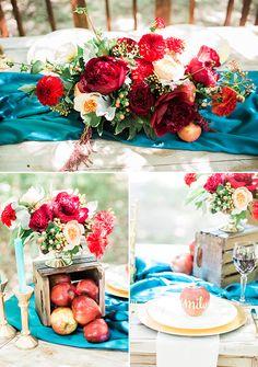 61 Ideas For Wedding Disney Centerpieces Snow White – Wedding Centrepieces Disney Wedding Centerpieces, Wedding Themes, Wedding Decorations, Disney Decorations, Wedding Centrepieces, Decor Wedding, Garden Wedding, Snow White Centerpiece, Snow White Wedding