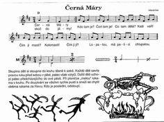Sheet Music, Halloween, Music Sheets, Spooky Halloween