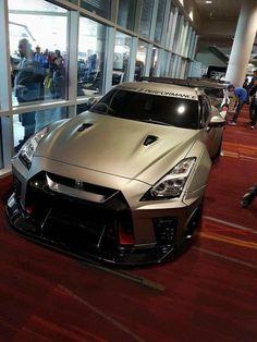 Nissan Gtr Nismo, Nissan Gtr Skyline, Nissan Gtr Godzilla, Gtr 35, Modern Muscle Cars, Drag Cars, Japanese Cars, Modified Cars, Amazing Cars
