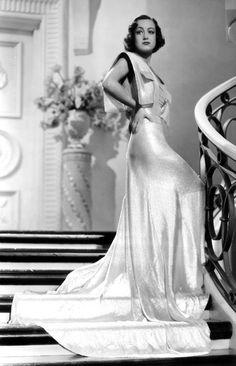 1935. Joan Crawford 'I Live My Life.'
