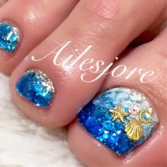 Getting this done on my fingers for vacation! :)