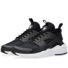 Nike Air Huarache Run Ultra (Black, White & Anthracite)