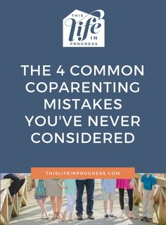 Co parenting rules and dating