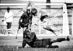 Imágenes de quienes realizan actividades deportivas lejos de los reflectores quizás con el mismo o mayor ahínco, se muestran en fotografías de concurso.