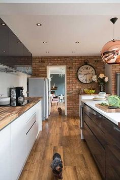 Garage conversion case study: a converted garage is transformed into a contemporary kitchen diner Contemporary Home Furniture, Contemporary Building, Contemporary Doors, Contemporary Home Decor, Contemporary Bathrooms, Contemporary Wallpaper, Contemporary Architecture, Contemporary Apartment, Contemporary Chandelier