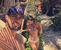 Las vacaciones de William Levy y Elizabeth Gutierrez