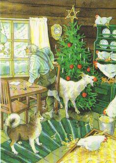 Groothandel Postkaarten van Inge Look number 208 Illustration Noel, Christmas Illustration, Noel Christmas, Vintage Christmas Cards, Xmas, Yule, Aho Girl, Dibujos Cute, Illustrators