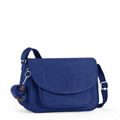 Bolsa transversal Sunita azul Ink Kipling
