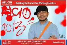Artistic. #AFLCIO13