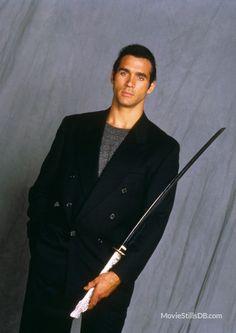 Highlander - Promo shot of Adrian Paul