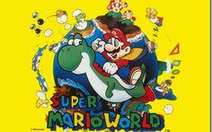 Super Mario World finito in soli 6 minuti (video incredibile)! #videogame #supermario #nintendo #video