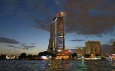 Chao Praya River Hilton Hotel