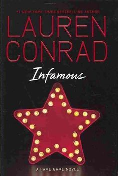 Lauren Conrad, star of the hit MTV reality series The Hills , brings her insider knowledge to Infamous , the exciting finale to her New York Times bestselling Fame Game series. Kate and Carmen are abo